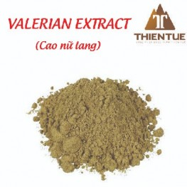 Valenrian extract - Cao nữ lang